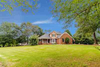 Spartanburg Single Family Home For Sale: 991 Shoresbrook Road