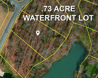 Campobello Residential Lots & Land For Sale: 205 Cane Creek Way (Lot 17)