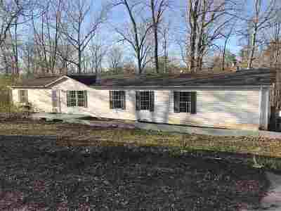Greenville County Mobile Home For Sale: 117a Fitts Spur