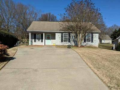 Spartanburg Single Family Home For Sale: 120 Trout Court