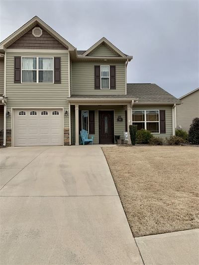 Spartanburg Single Family Home For Sale: 543 Wesberry Circle