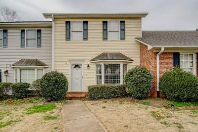 Spartanburg Single Family Home For Sale: W 392 Pointe Dr