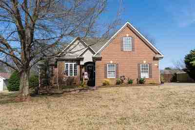 Inman Single Family Home For Sale: 267 Valleyhigh Drive