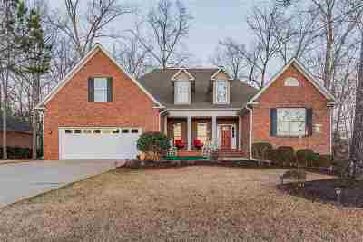 Spartanburg Single Family Home For Sale: S 313 Griffin Mill Court