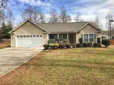Campobello Single Family Home For Sale: 532 Brashears Rd