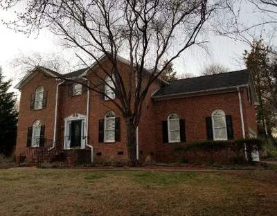 Spartanburg Single Family Home For Sale: 254 Creekridge Dr