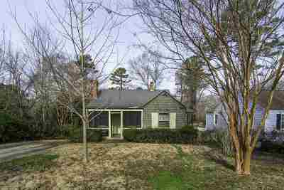 Spartanburg Single Family Home For Sale: 110 White Oak Road