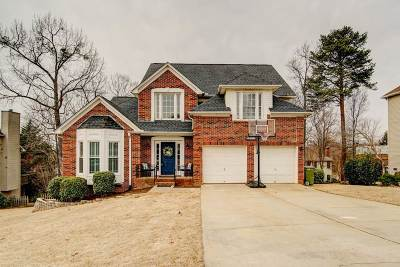 Spartanburg Single Family Home For Sale: W 224 Poplar Ridge Dr