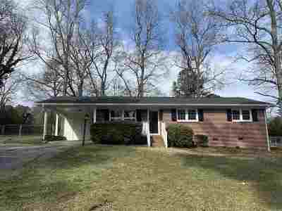 Spartanburg Single Family Home For Sale: 122 Old Petrie Rd