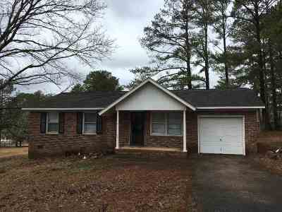 Spartanburg Single Family Home For Sale: 110 Rocking Chair Ln