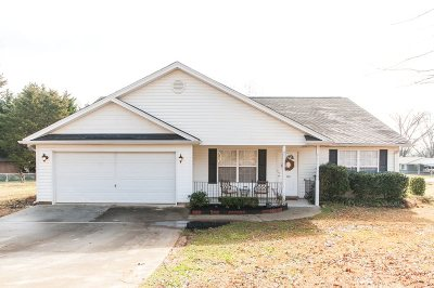 Greenville Single Family Home For Sale: 100 Richmond Drive