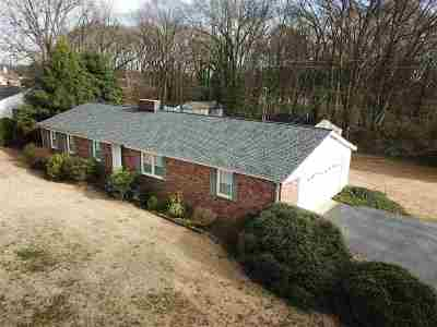 Spartanburg Single Family Home For Sale: 7423 Lone Oak Blvd