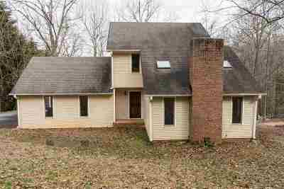 Inman Single Family Home For Sale: 142 Amber Drive