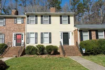 Spartanburg Condo/Townhouse For Sale: 139 Highridge Drive