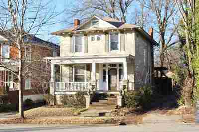 Spartanburg Single Family Home For Sale: 120 Connecticut Ave