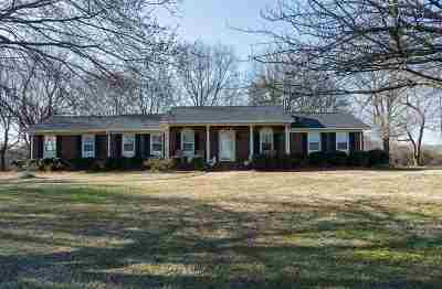 Chesnee Single Family Home For Sale: 1430 Sandy Ford Road