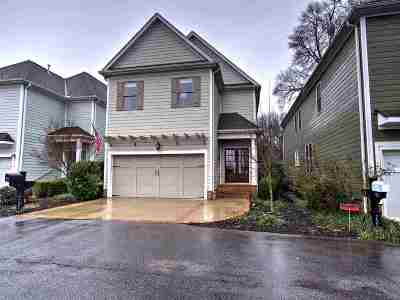 Greenville Single Family Home For Sale: 722 Rutherford Road
