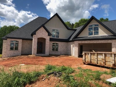Moore Single Family Home For Sale: 761 Castle Stone Drive