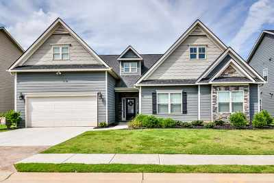 Simpsonville Single Family Home For Sale: 15 Winged Bourne Ct