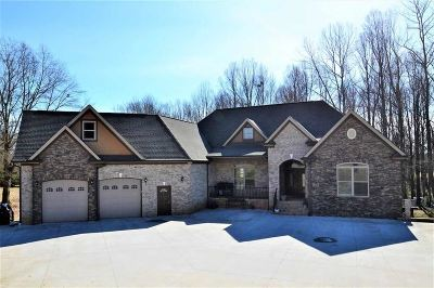 Inman Single Family Home For Sale: 1420 Foster Road