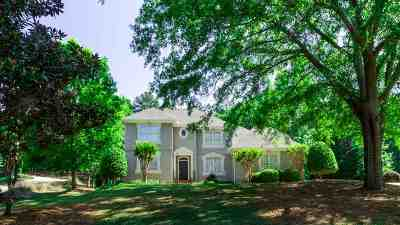 Spartanburg Single Family Home For Sale: 644 Innisbrook Lane