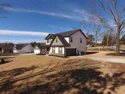 Greenville Single Family Home For Sale: 390 McCall Rd