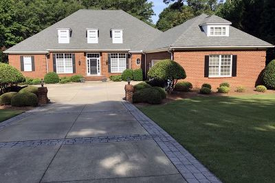 Spartanburg Single Family Home For Sale: 920 Thomas Road