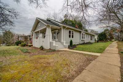Spartanburg Single Family Home For Sale: 382 Mills Ave.