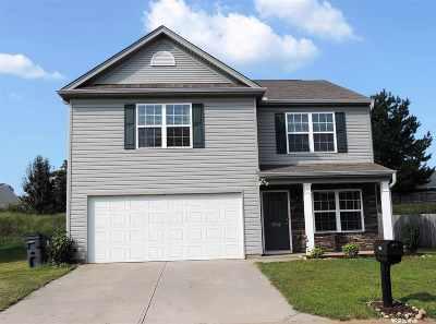 Duncan Single Family Home For Sale: 594 Duncan Station Dr