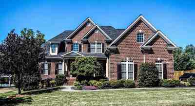 Spartanburg Single Family Home For Sale: 340 Kennesaw Court