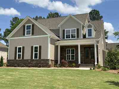 Inman Single Family Home For Sale: 613 Crowe Creek Trail