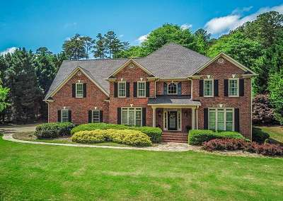 Spartanburg Single Family Home For Sale: 354 Hidden Creek Circle