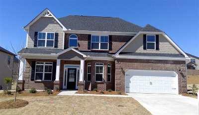 Simpsonville Single Family Home For Sale: 805 Shoredale Ln