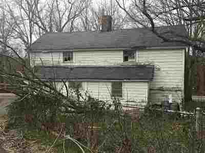 Spartanburg Single Family Home For Sale: 210 Beacon Light Road
