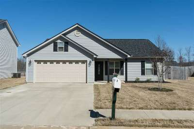 Spartanburg Single Family Home For Sale: 315 Lockport Way