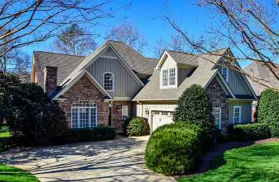 Spartanburg Single Family Home For Sale: 627 Innisbrook Lane