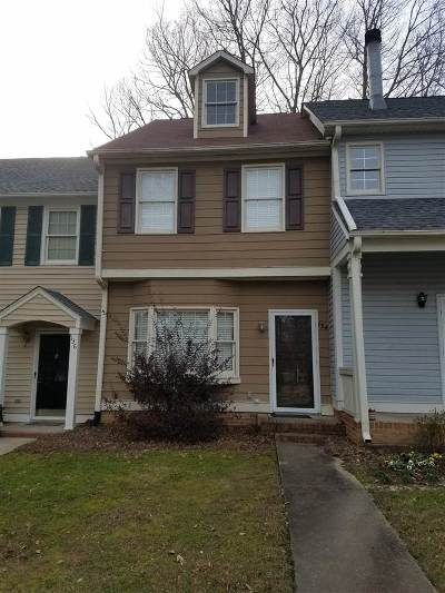 Spartanburg Single Family Home For Sale: 134 Inwood Court