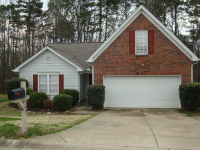 Spartanburg Single Family Home For Sale: 449 Brighton Woods