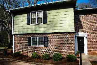 Spartanburg Condo/Townhouse For Sale: 101 Fernridge Dr