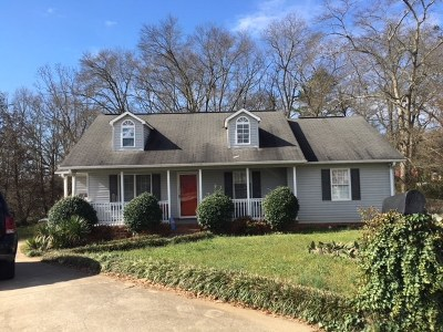 Spartanburg Single Family Home For Sale: 102 Bub Downs Court