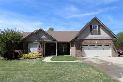 Greer Single Family Home For Sale: 108 Fox Farm Way