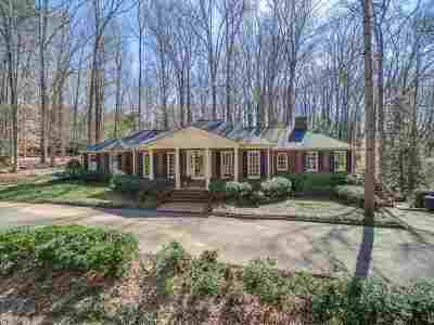 Spartanburg Single Family Home For Sale: 12 Franwill Drive