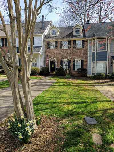 Spartanburg Single Family Home For Sale: 309 Woodburn Creek Road