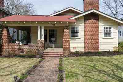 Spartanburg Single Family Home For Sale: 512 Norwood Street