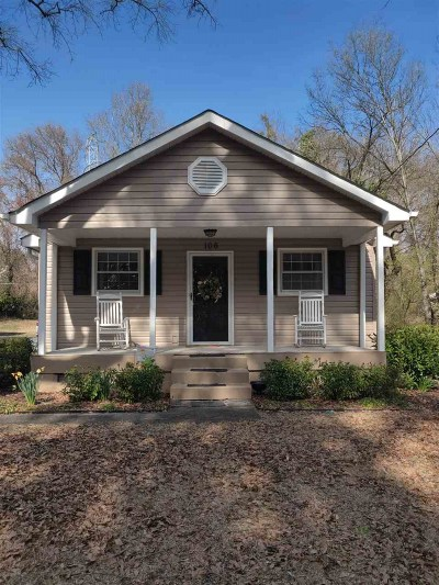 Spartanburg Single Family Home For Sale: 106 Pearson St