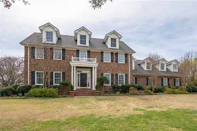 Spartanburg Single Family Home For Sale: 252 Carolina Club Drive