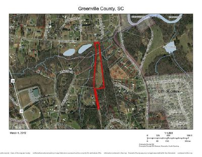 Greer Residential Lots & Land For Sale: 419 Ccc Camp Road