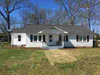 Inman Single Family Home For Sale: 140 Triple C Dr