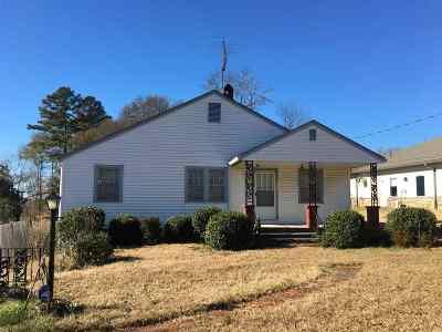 Spartanburg Single Family Home For Sale: 278 Cedar Springs Road
