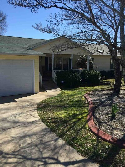 Inman Single Family Home For Sale: 107 Lakeview Drive